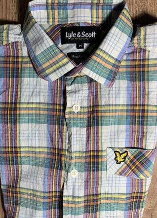 Рубашка lyle&scott