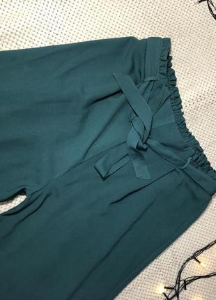 Женские брюки кюлоты