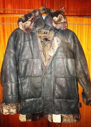 Куртка-дубленка натуральная