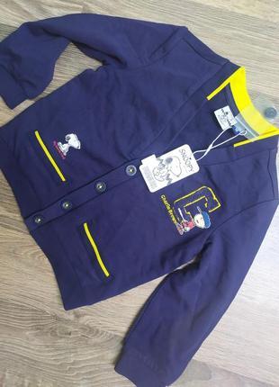 Фирменная кофта свитр реглан