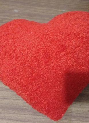 Подушка сердце 1 шт