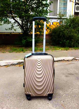 Премиум качество! чемодан малый ручная кладь валіза якісна мала ручна поклажка киев