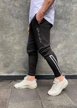 Спортивные штаны рефлектив