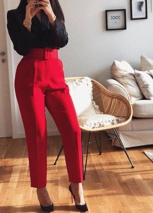 Штаны брюки zara