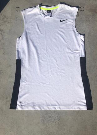 Nike dri-fit майка