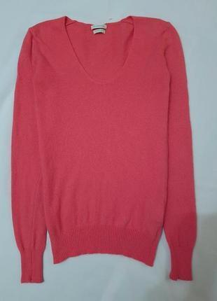 United colors of benetton style benetton italian yarn джемпер пуловер ангора кашемир s-m