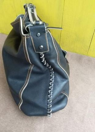 Francesco biasia сумка шоппер кожа оригинал