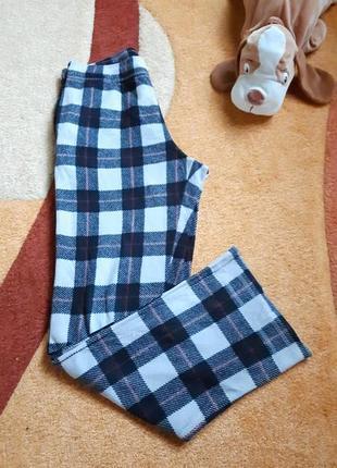 Пижамные штаны тонкий флис