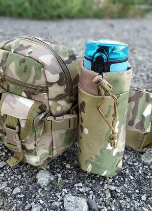 Тактические сумки на пояса