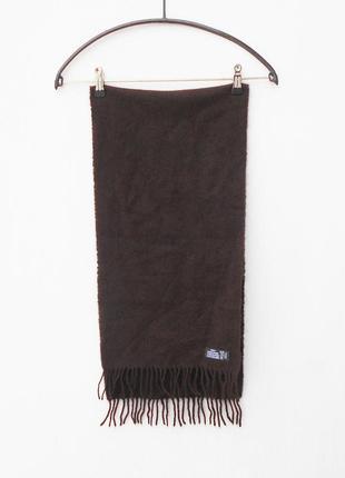 Классический 100% кашемировый шарф