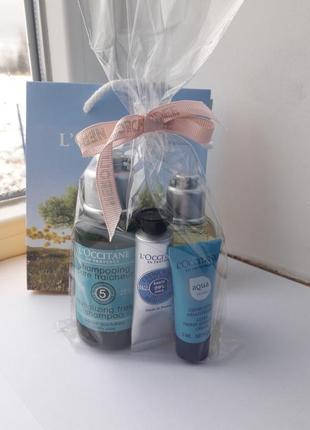 L'occitane набір подарунковий