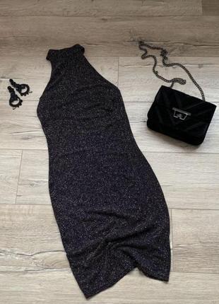 ✨шикарное блестящее платье 👗 ✨