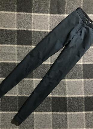 Женские штаны (брюки) van hausen ( ван хаусен с-мрр идеал оригинал сине-бирюзовые)