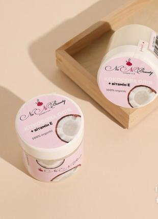 Кокосова олія для тіла та волосся