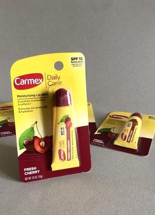 Carmex увлажняющий бальзам для губ 10 г