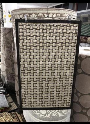 Безворсовий коврик домой. размер: 50х80 см.
