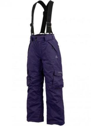Лыжные штаны на рост 152