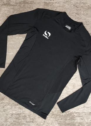 Термо кофта лонгслив рашгард компрессионная зональная одежда термобелье sondico l