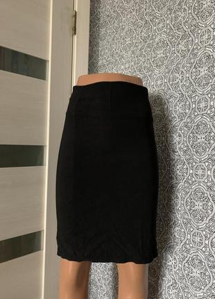 Юбка черная oggi