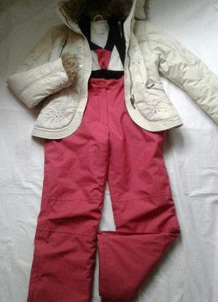 Лыжный костюм m