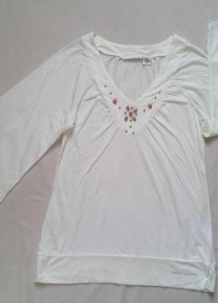 Женственная футболка, кофточка р.м
