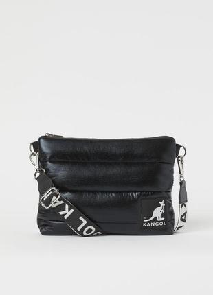 Клатч/сумка через плечо с мягкой подкладкой kangol x h&m