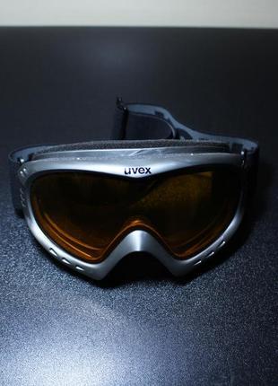 Оригинал uvex cevron 7683~01 германия маска горнолыжная очки