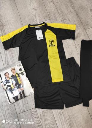 Футбольная форма комплект футболка шорты гетры crane 110/116