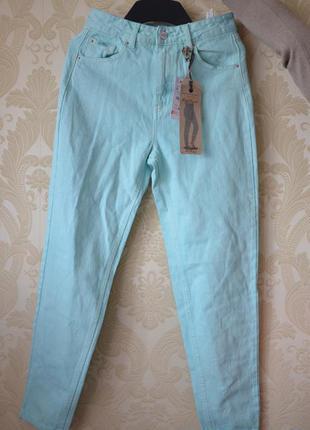 Новые джинсы mom pull&bear заходите на страничку ,все новое брендовое и дешевое1