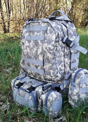 Рюкзаки с подсумками