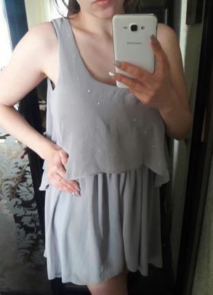 Супер платье с голой спинкой