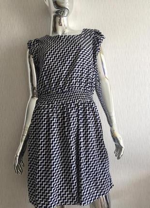 Платье new look с воланами на рукавах дефект фото 2