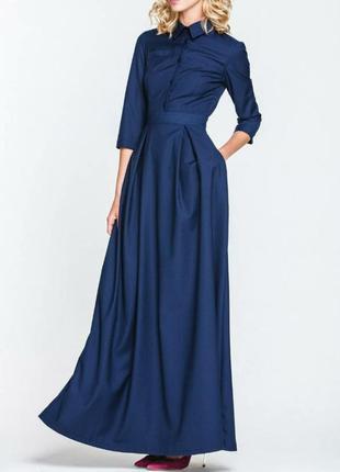 Женское платье, стильное, макси, бренд - musthave