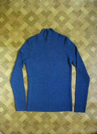 Водолазка, свитер, кофта - pure merino wool - laura ashley - размер m,l