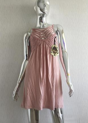 Платье сарафан на бретелях сетка rage