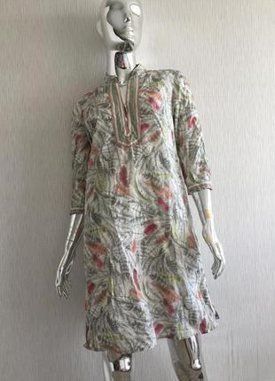 Платье туника с люрексом my circus