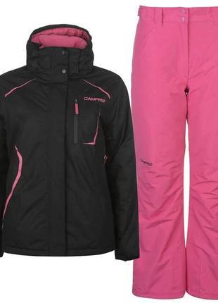 Лыжный комплект новый набор лыжная куртка + штаны campri оригинал