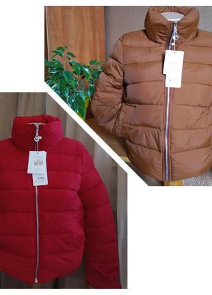 Женская демисезонная куртка 42-44 и 44-46р