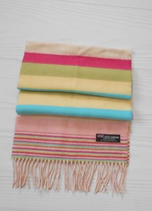 Кашемировый шарф 🌺