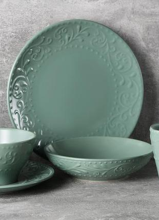 Набор посуды ardesto olbia green bay 5 предметов
