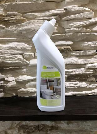 Средство чистящее (гель)  для туалета дом faberlic 500ml.