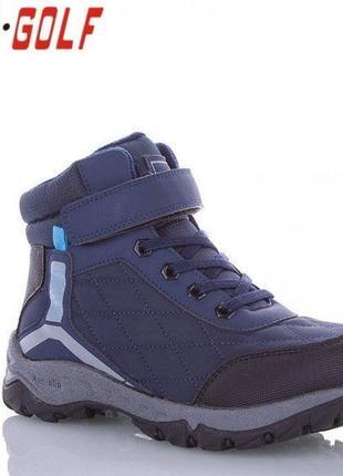 Зимние ботинки jong golf для мальчика р.35,36