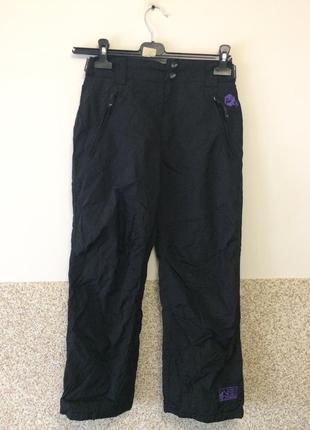 Лижные   штаны    влагоустойчивые р.140