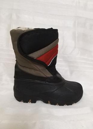 Класні теплі чобітки