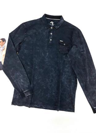 Классная рубашка, поло, реглан винтаж benson&cherry размер xl