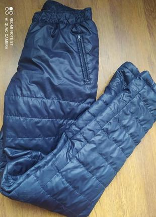 ❄❄🌲зимние тëплые легкие спортивные штаны на сентипоне  turkish🇹🇷
