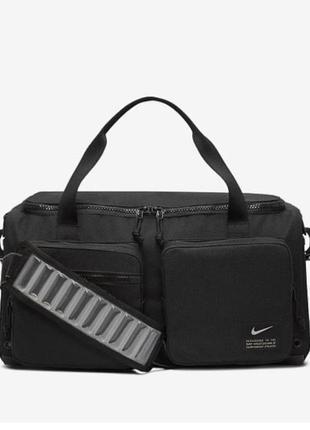 Сумка nike power utility training duffel bag ck2795-010 чорний