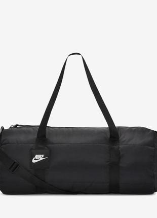Сумка nike heritage winterized duffel bag cq0262-010 чорний