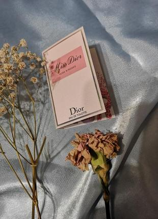 Dior miss dior новинка💞👍 пробник