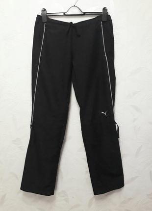 Спортивные штаны, 48-50, полиэстер, puma